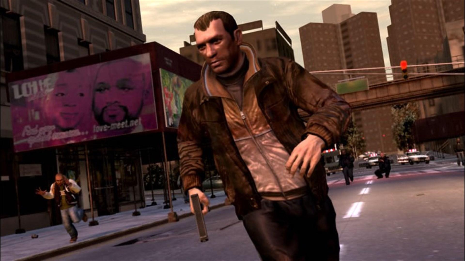 Скриншот №24 к Grand Theft Auto IV