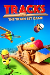 Carátula para el juego Tracks - The Train Set Game de Xbox 360