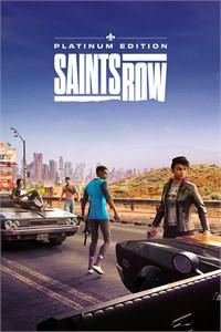 Saints Row Platinum Edition