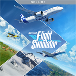 Microsoft Flight Simulator: Deluxe Logo