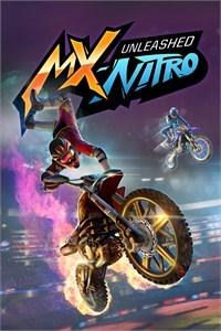 Carátula para el juego MX Nitro: Unleashed de Xbox 360