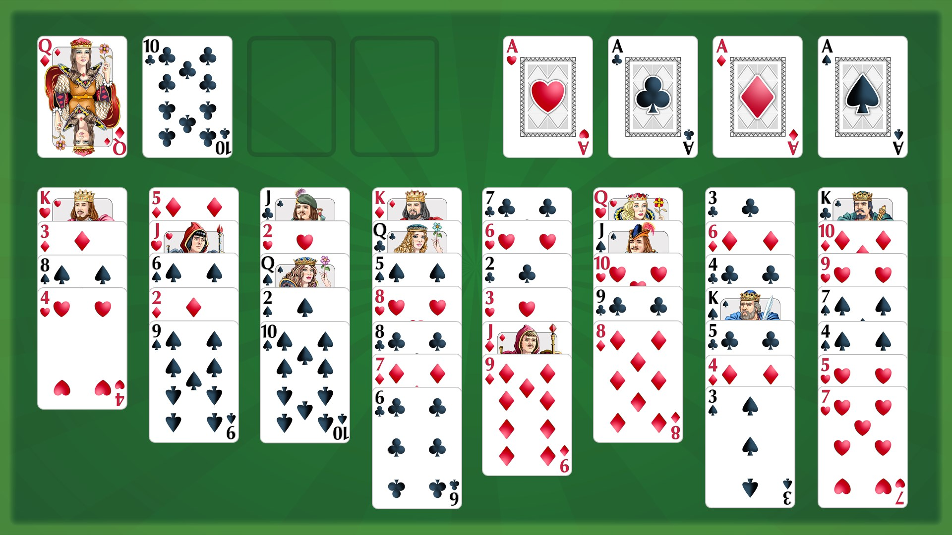 Microsoft solitaire windows 7 free download | Solitaire For