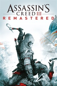 Carátula del juego Assassin's Creed III Remastered