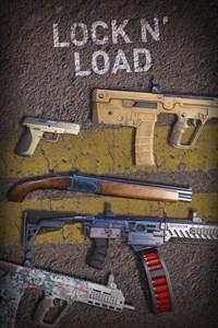 Lock n' Load Weapons Pack