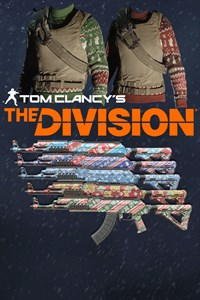 Carátula para el juego Tom Clancy The Division Let it Snow Pack de Xbox One