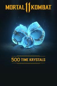 500 Time Krystals
