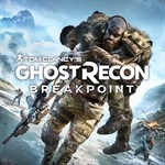 Tom Clancy's Ghost Recon® Breakpoint Logo