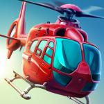 Helicopter Flight Simulator Logo