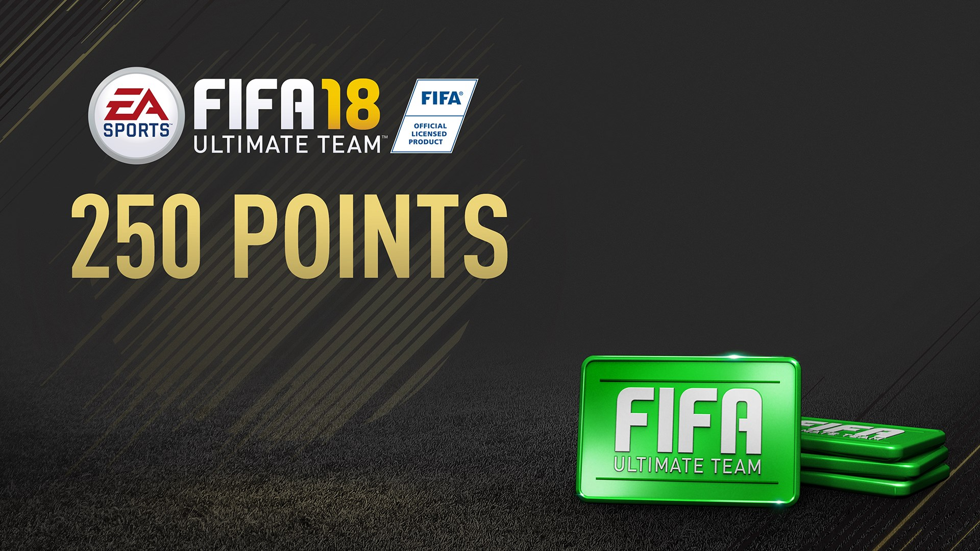 250 FIFA 18 Points Pack