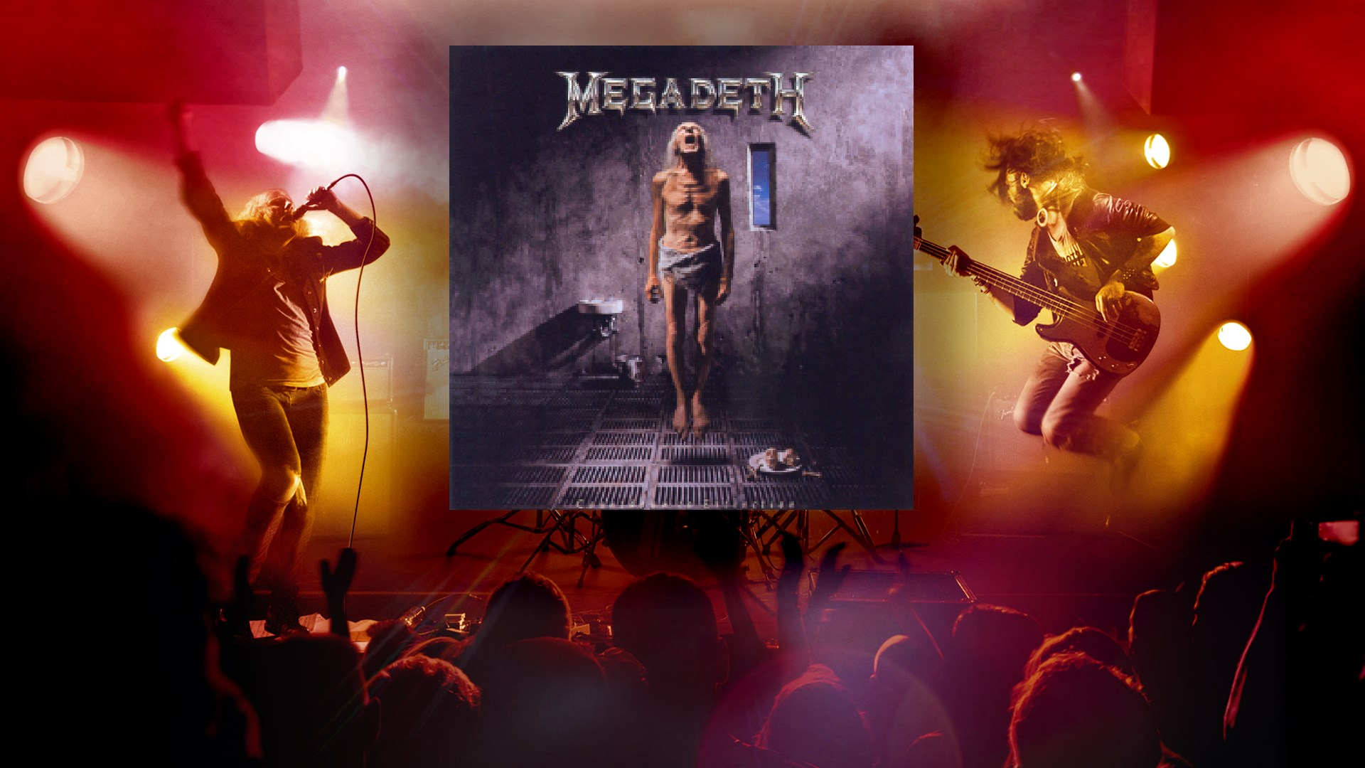"""Symphony of Destruction"" - Megadeth"