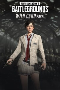 Carátula del juego PUBG - WILD CARD PACK