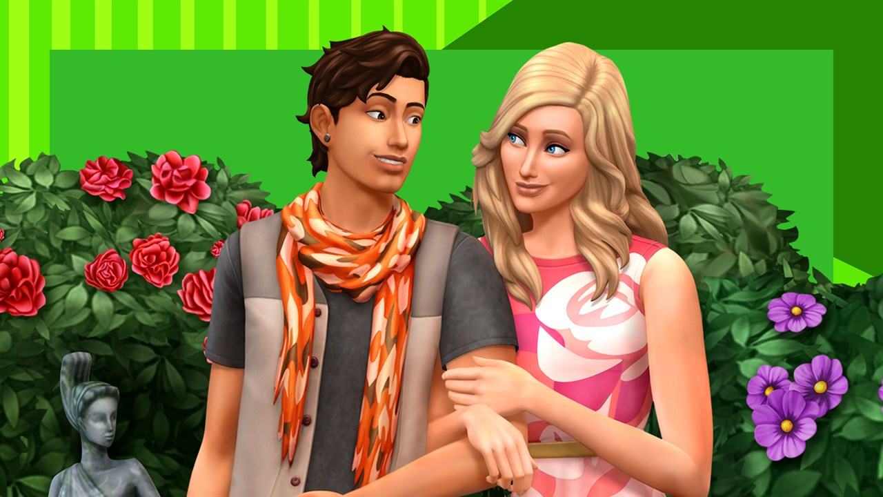 Buy The Sims™ 4 Romantic Garden Stuff - Microsoft Store