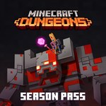 Minecraft Dungeons: Season Pass Logo