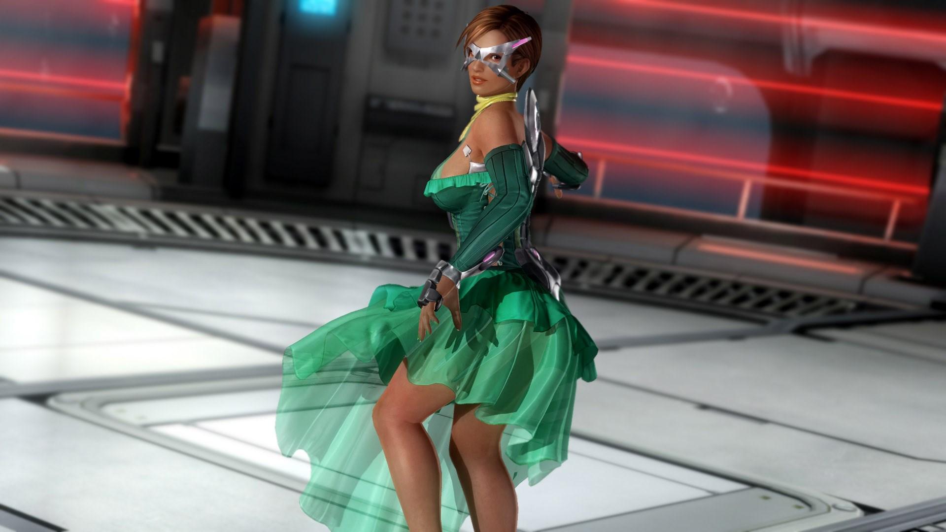 DOA5LR Costume by Tamiki Wakaki - La Mariposa (Lisa)
