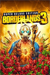 Carátula del juego Borderlands 3 Super Deluxe Edition