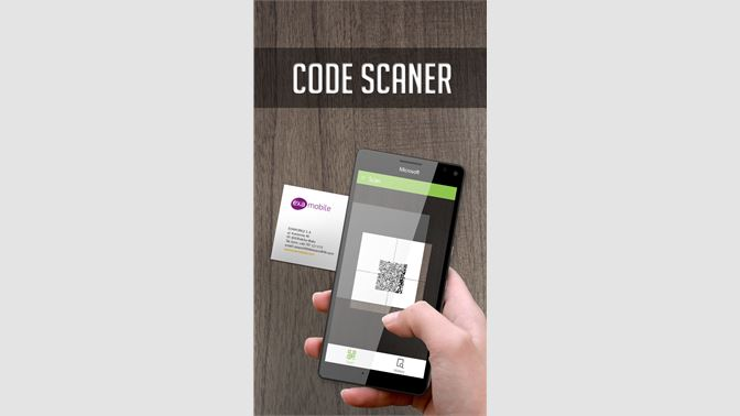 Qr Code Lesegerät Beziehen Microsoft Store De De