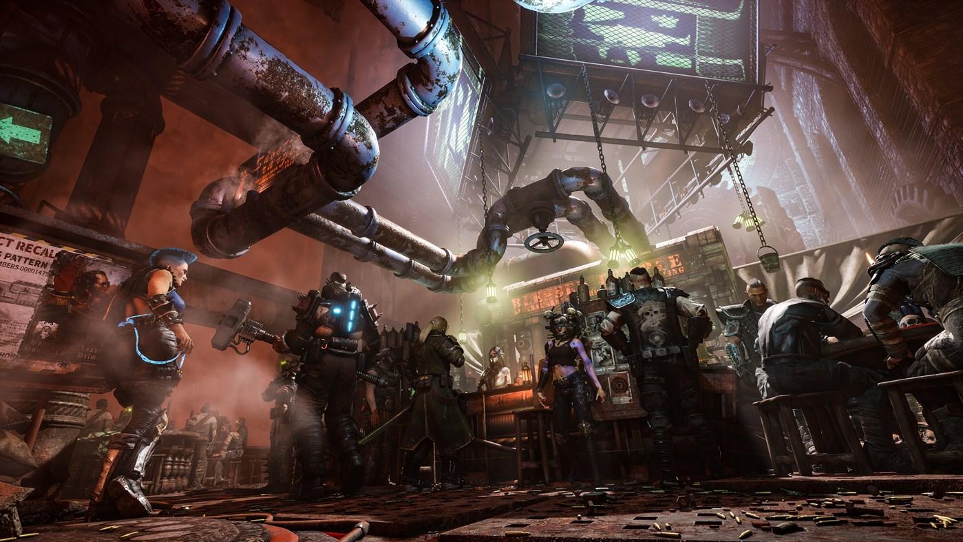 Necromunda: Hired Gun on the Microsoft Store for Xbox Series X / S