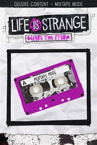 Carátula del juego Life is Strange: Before the Storm Mixtape Mode