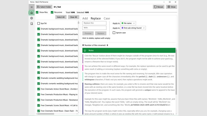 Buy Batch File Renamer - Microsoft Store en-CA
