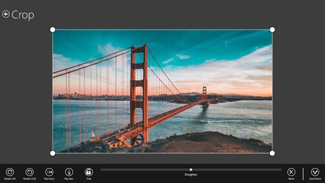 Adobe Photoshop Express- Easy & Quick Photo Editor Screenshot