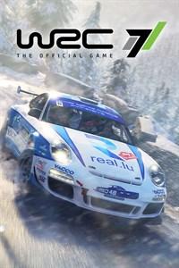 Carátula del juego WRC 7 - Porsche 911 GT3 RS RGT