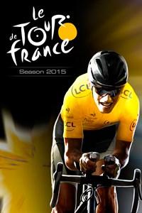 Carátula del juego Tour de France 2015