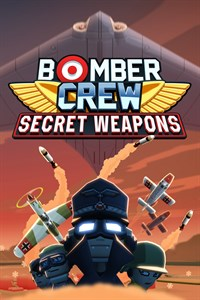Carátula del juego Bomber Crew: Secret Weapons