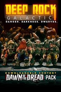 Deep Rock Galactic - Dawn of the Dread Pack