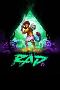 Carátula para el juego RAD de Xbox 360