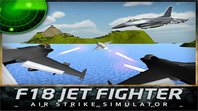 Get F18 Jet Fighter Air Strike - Microsoft Store