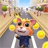 Pet Run - Talking Hamster