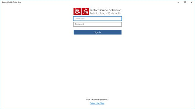 Get Sanford Guide Collection - Microsoft Store