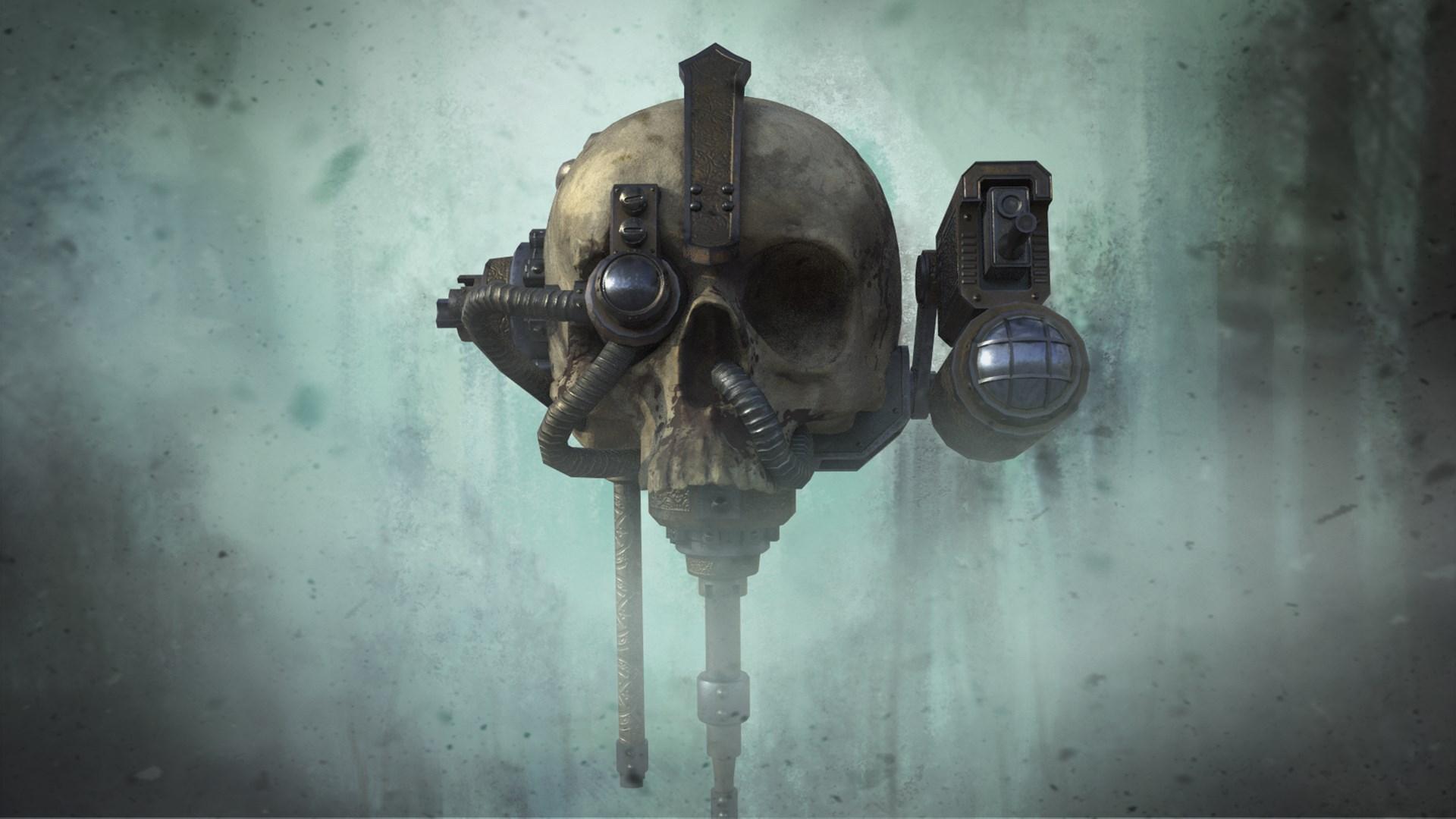 Warhammer 40,000: Inquisitor - Martyr | Servo-skull