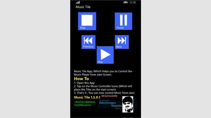 8189134db5 Get Music Tile - Microsoft Store