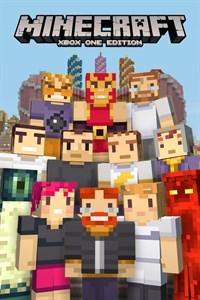 Minecraft 3rd Birthday Skin Pack