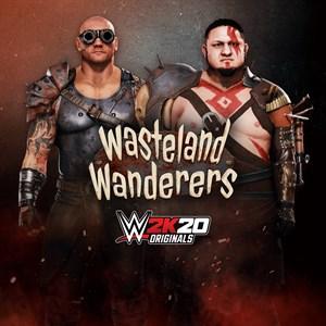 WWE 2K20 Originals: Wasteland Wanderers Xbox One