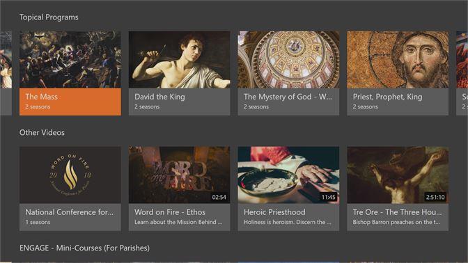 Get Word on Fire Digital - Microsoft Store