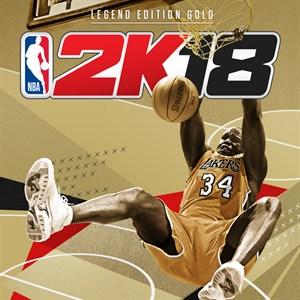 NBA 2K18 黃金傳奇珍藏版 Xbox One