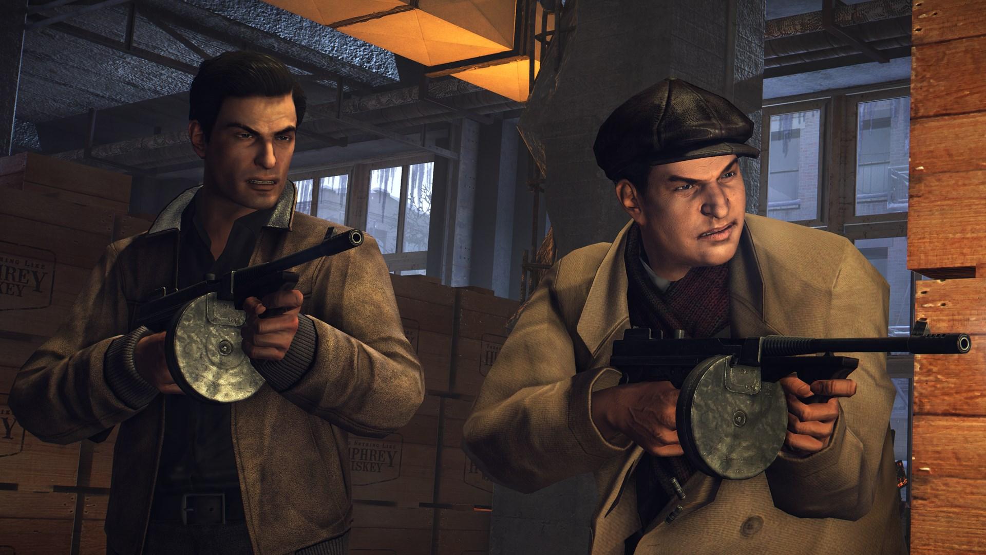Скриншот №8 к Mafia II Definitive Edition