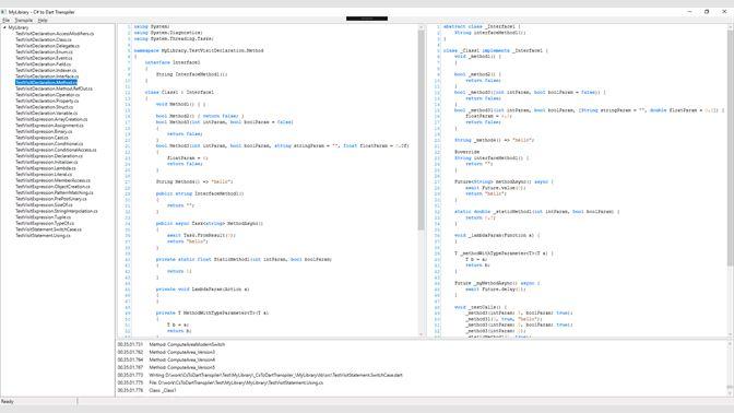 Get C# to Dart Transpiler - Microsoft Store