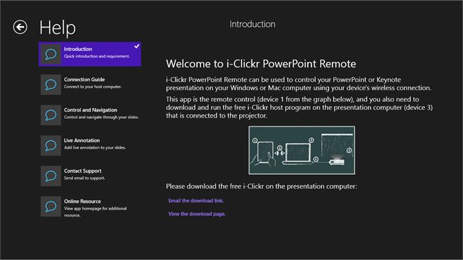 Buy i-Clickr Remote for PowerPoint - Microsoft Store