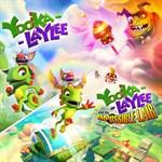 Yooka-Laylee: Buddy Duo Bundle Logo