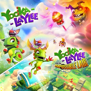 Yooka-Laylee: Buddy Duo Bundle Xbox One
