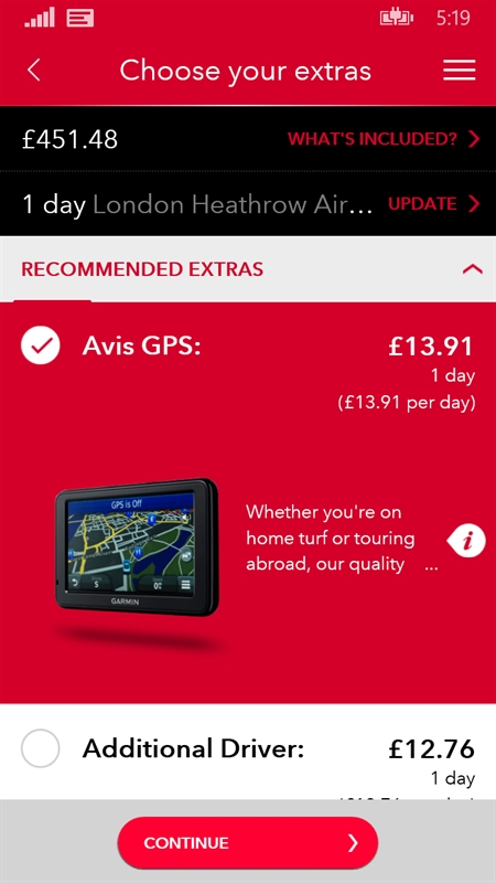 Avis Car Rental   Phone Number