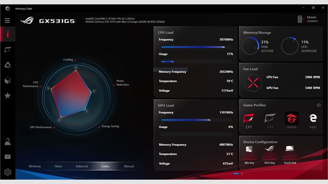 Acquista Armoury Crate (Beta) - Microsoft Store it-IT