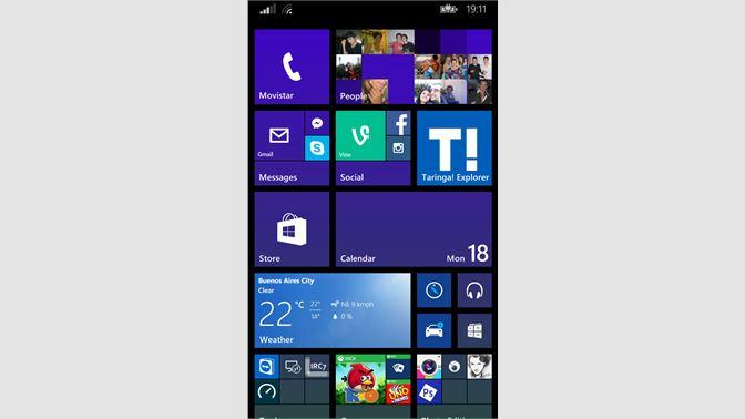 Get Taringa! Explorer - Microsoft Store