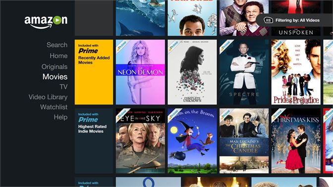download amazon prime video to surface pro