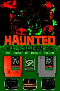 Carátula para el juego Haunted Halloween '86 de Xbox 360