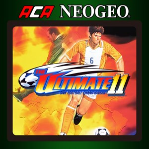 ACA NEOGEO THE ULTIMATE 11: SNK FOOTBALL CHAMPIONSHIP Xbox One