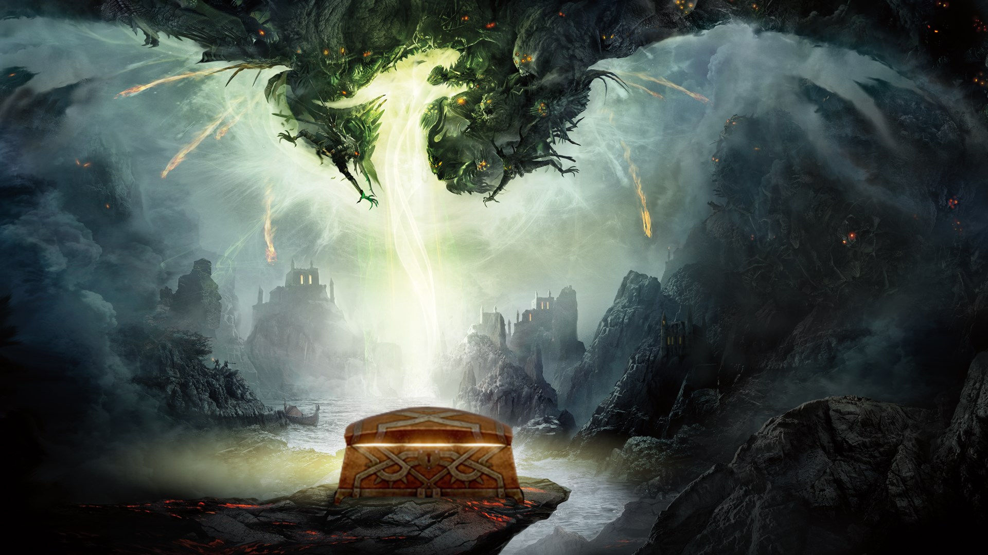 Dragon Age™ Multijugador 1025 de Platino